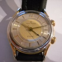 Revue Thommen Gold/Steel 35mm Manual winding Cricket pre-owned