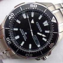 Citizen Titanium 43mm Automatic NY0070-83E pre-owned