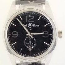 Bell & Ross Steel 41mm Automatic BRV123-BL-ST/SCA new United States of America, Alabama, Oranjestad