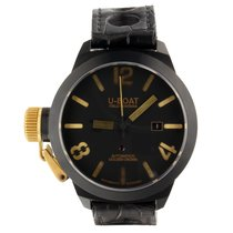 U-Boat Classico Steel 45mm Black United States of America, Florida, Miami