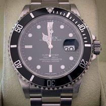 Rolex 16610 Acier 2011 Submariner Date 40mm occasion France, Nice