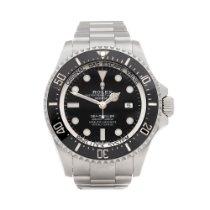 Rolex Sea-Dweller Deepsea 126660 Very good Steel 43mm Automatic