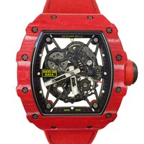 Richard Mille RM35-02 Carbon 2019 RM 035 49.94mm pre-owned