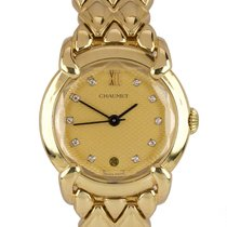 Chaumet Yellow gold 24mm Quartz pre-owned