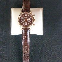 Tiffany Oro rosado 42mm Cuerda manual 171150017 nuevo