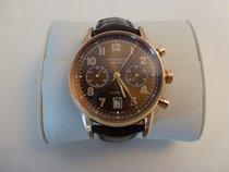 Tiffany Růžové zlato 42mm Ruční natahování 171150017 nové Česko, Praha 12