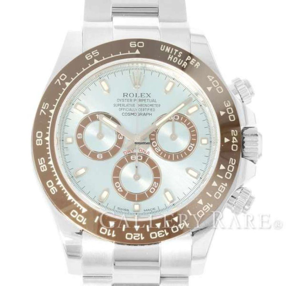 buy popular c5aef b1b88 Rolex Cosmograph Daytona Ice Blue Platinum 40MM