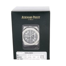 Audemars Piguet pre-owned Automatic 42mm Black 10 ATM