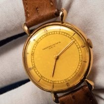 Vacheron Constantin Yellow gold 35mm Manual winding pre-owned