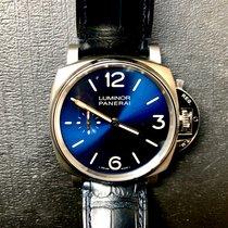 Panerai Luminor Due Titanium 42mm Blue Arabic numerals United Kingdom, london