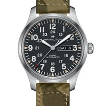 Hamilton Khaki Field Day Date H70535031 2019 new