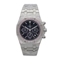 Audemars Piguet 25860ST.OO.1110ST.01 Steel 2009 Royal Oak Chronograph 39mm pre-owned United States of America, New York, New York