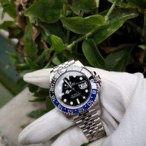 Rolex 116710BLNR Çelik 2019 GMT-Master II 40mm yeni Türkiye, İstanbul