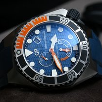 Girard Perregaux Sea Hawk Acier 44mm Bleu France, PARIS
