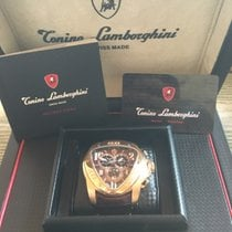 Tonino Lamborghini 60mm Quartz Spyder pre-owned
