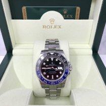 Rolex GMT-Master II 116710BLNR Très bon Acier 40mm Remontage automatique