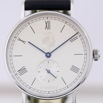 NOMOS Steel 35mm Manual winding Ludwig Siemens pre-owned