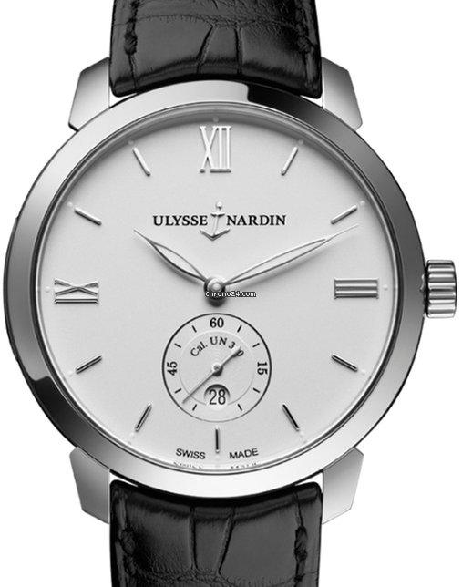 Ulysse Nardin Classico 3203-136-2/30 2021 neu