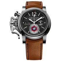 Graham Chronofighter Vintage Special Series Ltd. to 88 Pieces