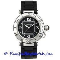 Cartier Pasha Seatimer Men's W31077U2 Pre-Owned