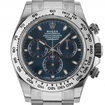 Rolex Daytona Cosmograph 18kt Weißgold Automatik Armband...