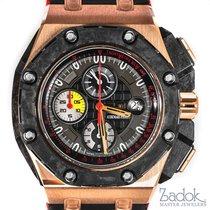 Audemars Piguet Royal Oak Offshore Grand Prix Rose Gold Carbon...