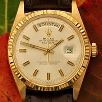 Rolex Day-Date from 1974  with rare wide boy dial