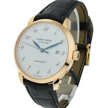 Ulysse Nardin 8152-111-2/5GF Classico in Rose Gold - on Strap...