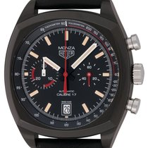 TAG Heuer : Monza Heritage Calibre 17 :  CR2080.FC6375 : ...