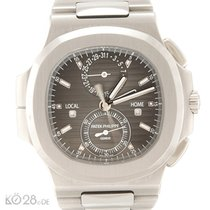 Patek Philippe Nautilus Travel Time  5990 /1A-001 Box + Papers...