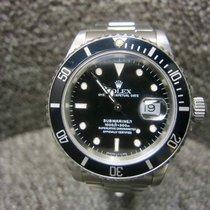 Rolex 16610 Stahl 1990 Submariner Date gebraucht