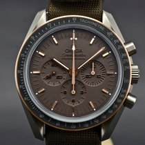 Omega Speedmaster Moonwatch Apollo 11 45th Anniversary