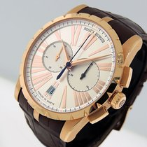 Roger Dubuis Excalibur Rose gold 42mm White Roman numerals United States of America, California, Los Angeles