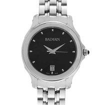 Balmain Elysées Lady Round Stainless Steel Quartz Ladies Watch...