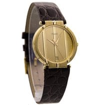 Piaget 31,5mm Quartz tweedehands Polo (Submodel) Goud