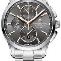 Maurice Lacroix Pontos Chronographe Steel 43,00mm Grey