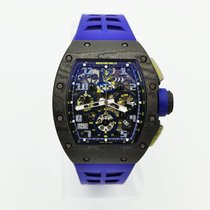 Richard Mille RM011 Titane RM 011 50mm
