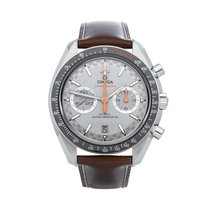 Omega Speedmaster Racing new 2018 Automatic Chronograph Watch with original box and original papers 329.32.44.51.06.001