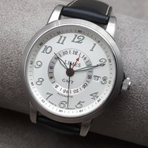 Limes Steel 40mm Automatic U8737-LG1.2E new