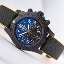 Breitling Avenger Hurricane Carbon 45mm Black Arabic numerals United States of America, New Jersey, Princeton