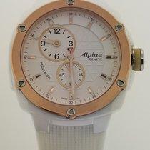 Alpina Ceramic Automatic Transparent No numerals 42mm new Avalanche