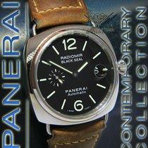Panerai Radiomir Black Seal pre-owned 45mm Steel