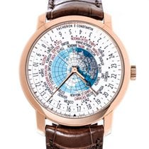 Vacheron Constantin Patrimony Rose gold 42.5mm White United States of America, Texas, Houston