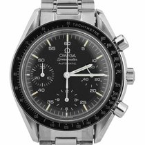 Omega 3510.50 Steel Speedmaster Reduced 39mm pre-owned United States of America, New York, Lynbrook