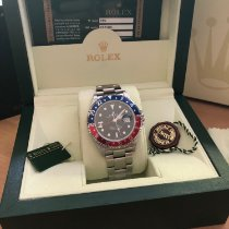Rolex 16710 Steel 2007 GMT-Master II 40mm pre-owned United Kingdom, Great Notley