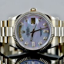 Rolex Day-Date 36 Yellow gold 36mm Mother of pearl No numerals United States of America, Michigan, Southfield
