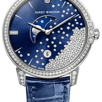 Harry Winston Midnight MIDQMP39WW004 2014 new