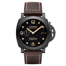 Panerai PAM 00661 Carbon 2019 Luminor Marina 1950 3 Days Automatic 44mm new United States of America, Iowa, Des Moines