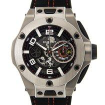 Hublot Big Bang Ferrari Titanium 45mm Black