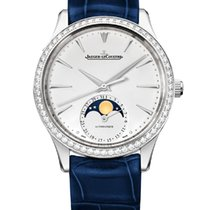 Jaeger-LeCoultre Master Ultra Thin Moon new 2019 Automatic Watch with original box and original papers 1258401